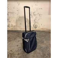 Trolley, navy grey